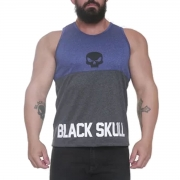 Regata Machão BSK 3101 - Black Skull