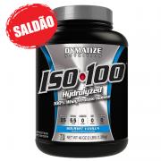 Saldão - Iso 100 1,3 Kg - Dymatize - Venc. 06/2018