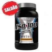 Saldão - Iso 100 725 g - Dymatize - Venc. 06/2018