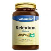 Selenium 60 Cápsulas - Vitamin Life
