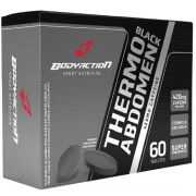 Thermo Abdomen Black 60 Tablets - Body Action