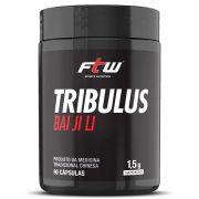 Tribulus Bai Ji Li 1,5g 90 Cápsulas - FTW