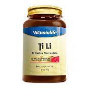 Tribulus Ji Li - 60 Cápsulas - Vitamin Life