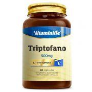 Triptofano 60 Cápsulas - Vitamin Life