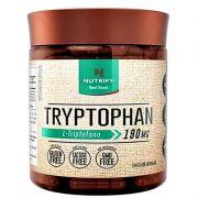 Tryptophan 60 cápsulas - Nutrify