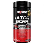 Ultra BCAA Six Stars -  60 Tabletes - Muscletech