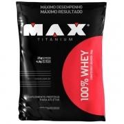 Whey 100% 2 Kg - Max Titanium