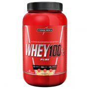 Whey 100% Pure - 900 g - IntegralMédica