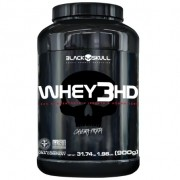 Whey 3 HD 900 g - Black Skull