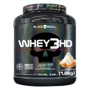 Whey 3HD Gourmet 1,8kg - Black Skull