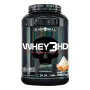 Whey 3HD Gourmet 900g - Black Skull