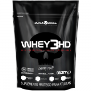 Whey 3HD (SC) 837g - Black Skull
