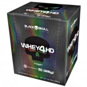 Whey 4HD 10 Sachês - Black Skull