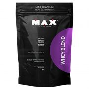 Whey Blend 2 Kg - Max Titanium