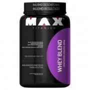 Whey Blend 900 g - Max Titanium