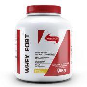 Whey Fort 1,8kg - Vitafor