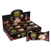 Whey Grego Bar Coffee Cream 12 Unidades - Nutrata