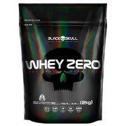 Whey Zero 2 Kg Refil - Black Skull