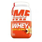 Whey Zero Lactose - 900g - Muscle Full