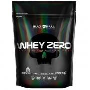 Whey Zero (SC) 837g - Black Skull