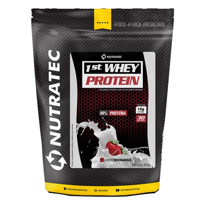 1st Whey - 1Kg - Nutratec