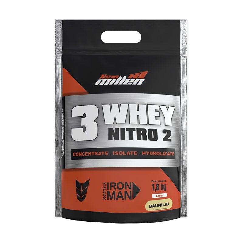 3W Nitro2 1,8kg - New Millen