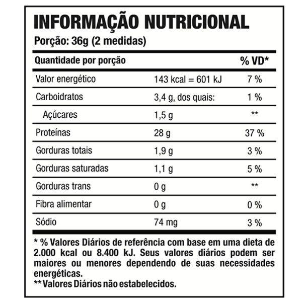 5 Whey Protein - 2kg - Probiotica