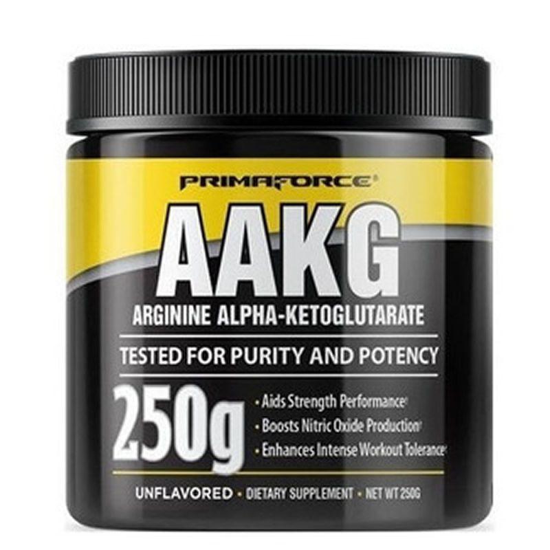 AAKG Arginine Alpha Keto Glutarate 200g - PrimaForce
