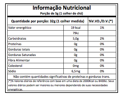 Açucar de Coco 100g - Power One