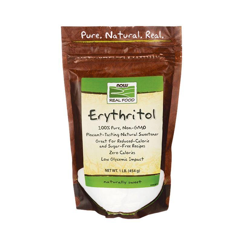 Adoçante Erythritol - 450g - Now