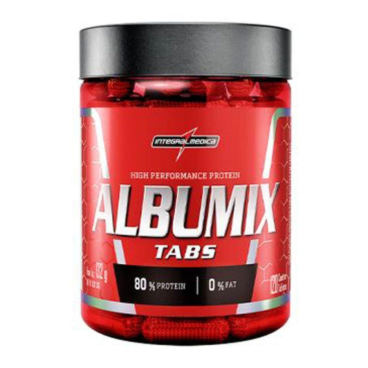 Albumix 120 Tablets - Integral Médica