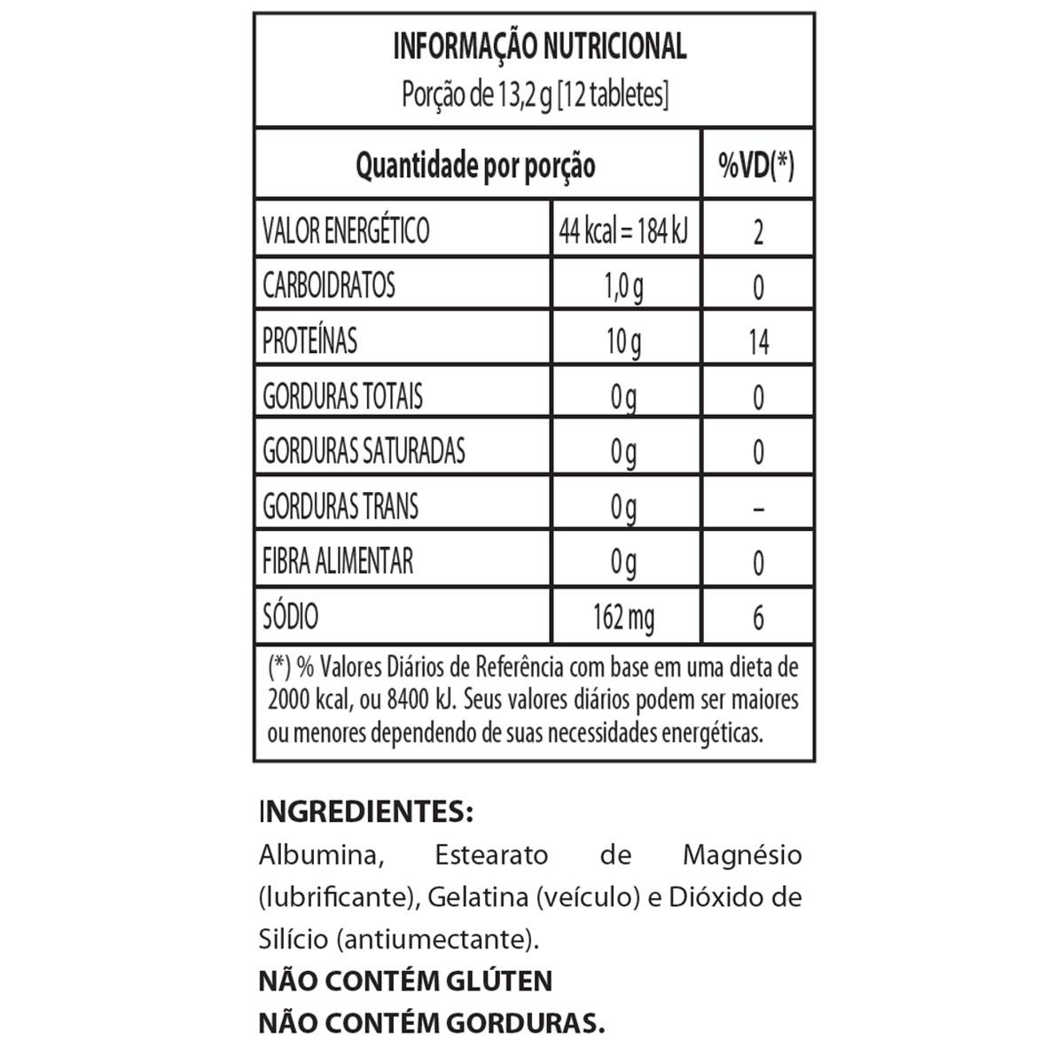 Albumix 240 Tablets - Integral Médica