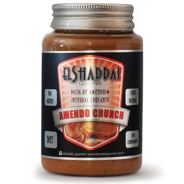 Amendo Crunch 500 g - El Shaddai