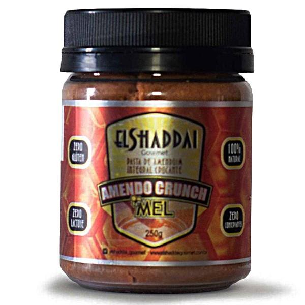 Amendo Crunch Mel 250 g - El Shaddai