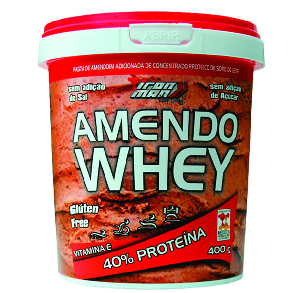 Amendo Whey 400 g - New Millen