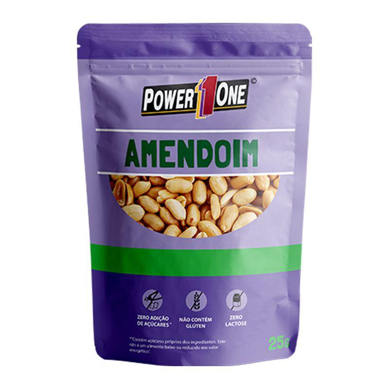 Amendoim - 1 Sachê (25g) - Power One