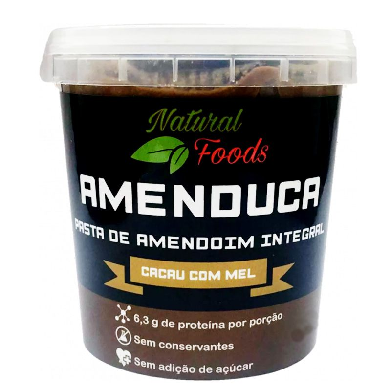 Amenduca 470g - Natural Foods