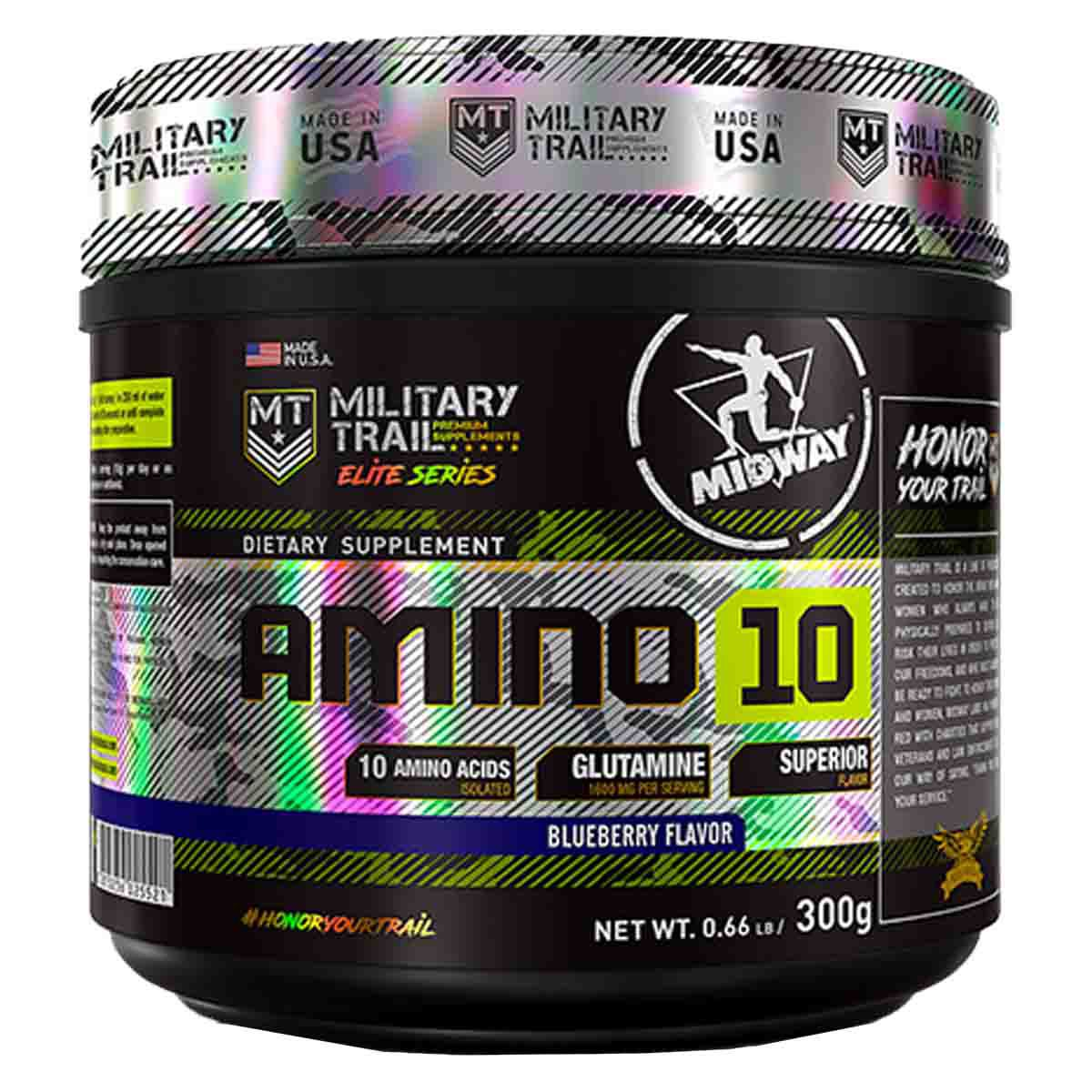 Amino 10 Powder 300g - Midway