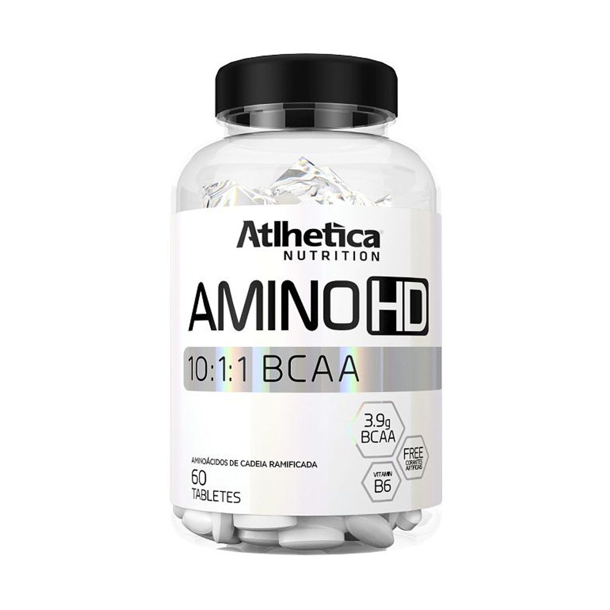 Amino HD 10:1:1 60 Tabletes - Atlhetica Nutrition