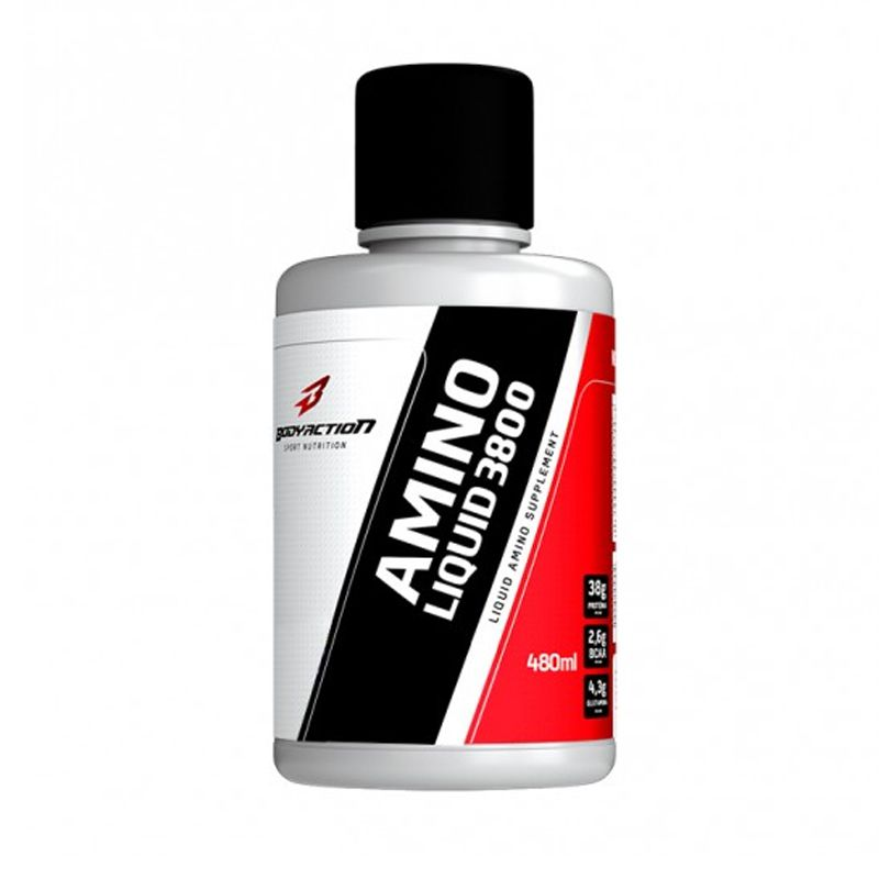 Amino Liquid 38000 -480ml - Body Action