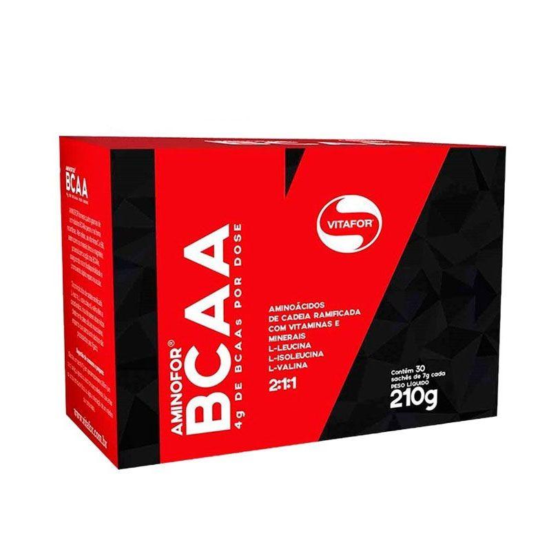 Aminofor BCAA 30 sachês - Vitafor