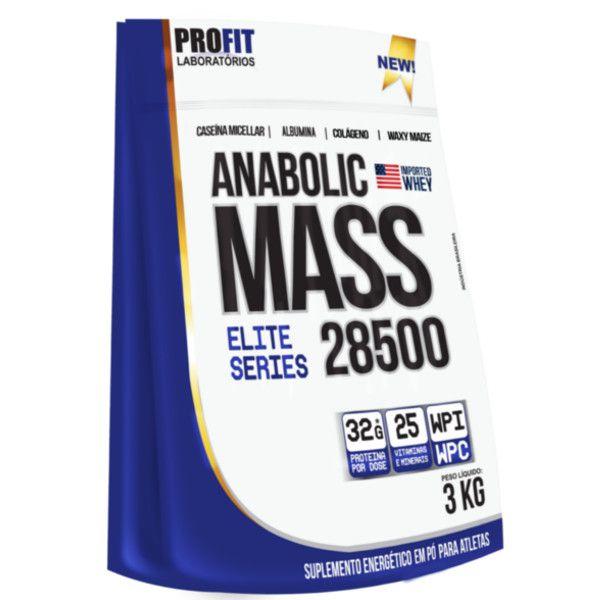 Anabolic Mass 28500 - 3kg - Profit