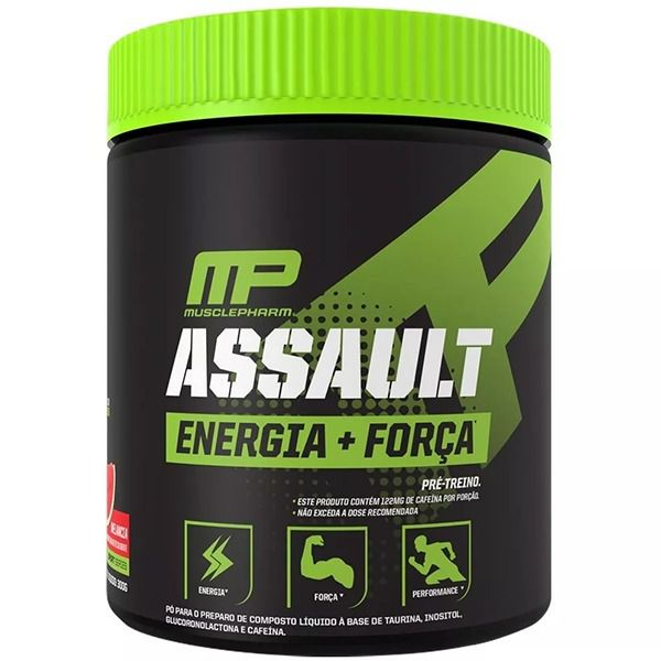 Assault - 300 g - Musclepharm