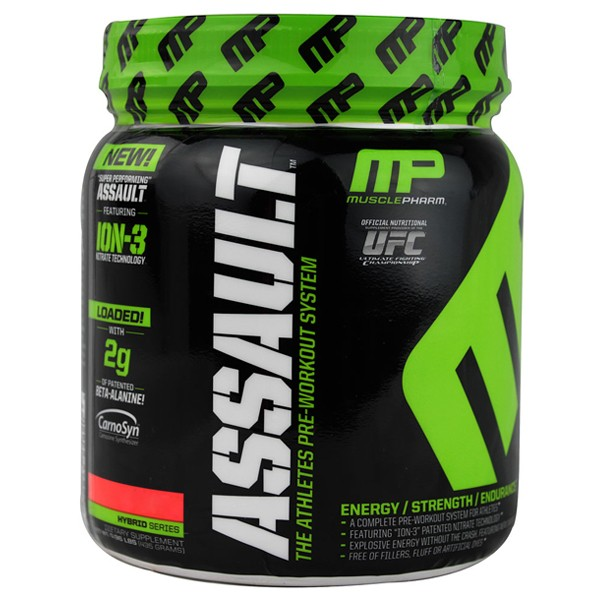 Assault 435 g - MusclePharm