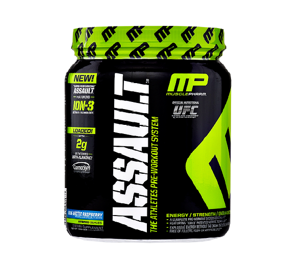 Assault 522 g - MusclePharm