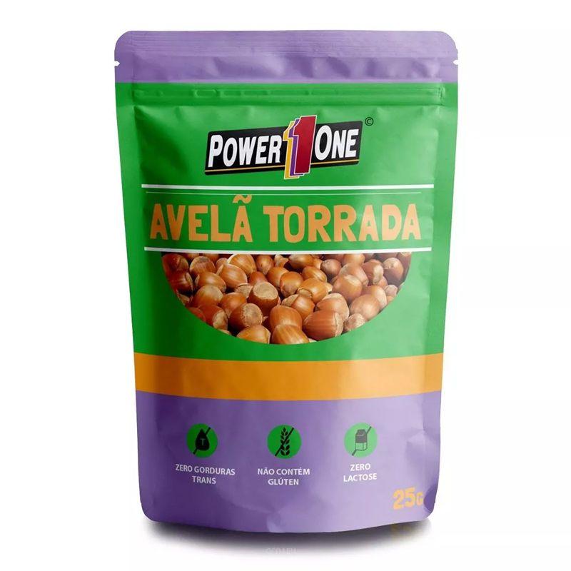 Avelã Torrada - 1 Sachê (25g) - Power One