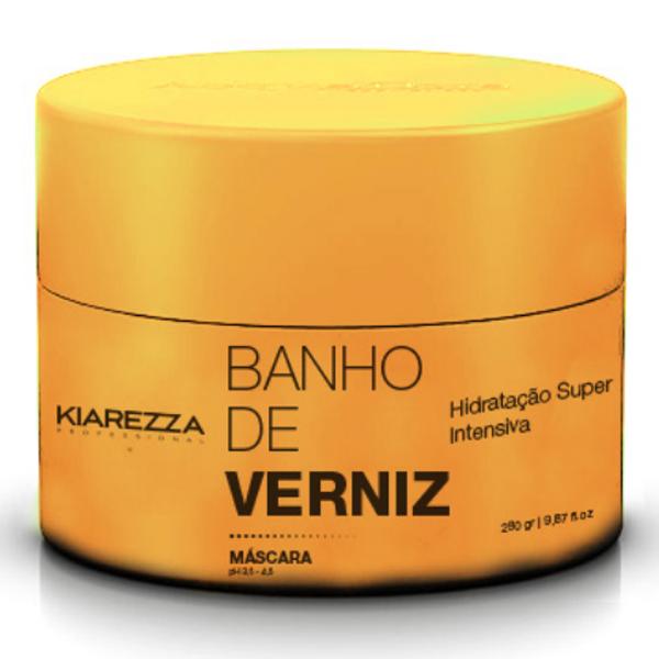 Banho de Verniz - Máscara 300g - Kiarezza