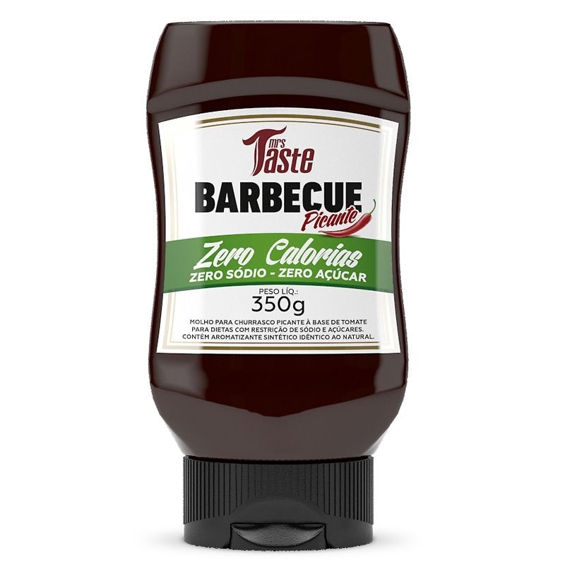 Barbecue Picante 350g – Mrs Taste