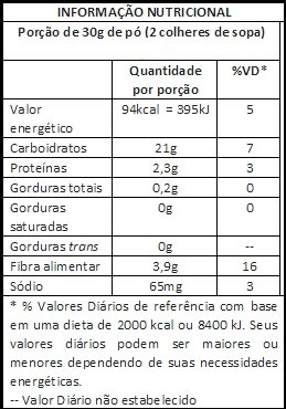 Batata Doce 600 g - Max Titanium