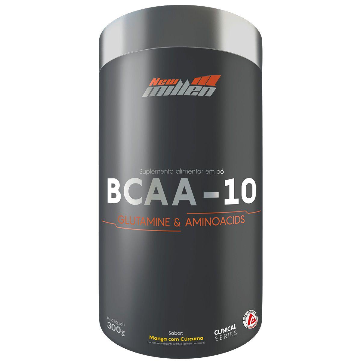 BCAA-10 - 300g - New Millen